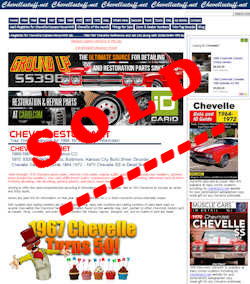 Chevellestuff Home Page